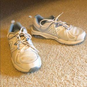 New Balance Tennis Shoes Size 10W